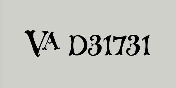 VA D31731