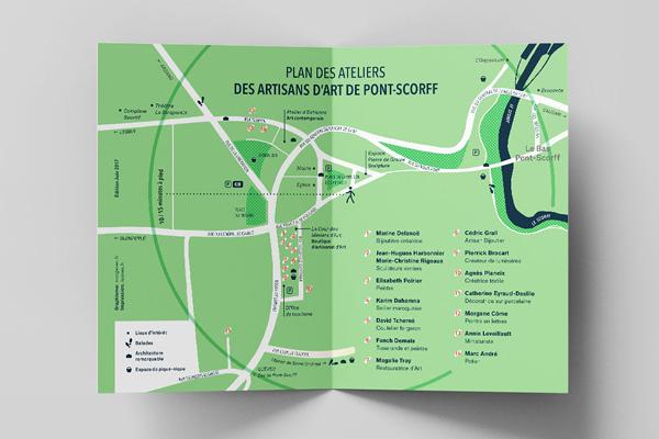 Plan des Artisans