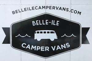 Belle-île Camper Vans